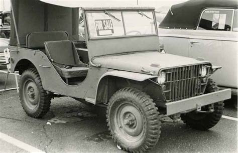 ford pygmy world war ii vehicles of the united states