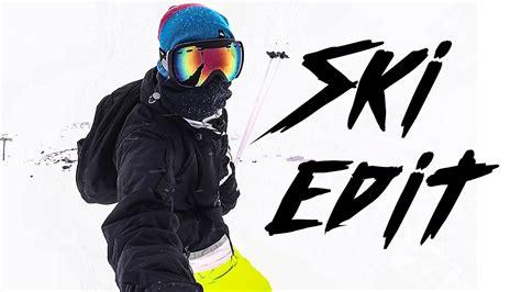 ski cam sierra nevada ski edit sierra nevada yi cam 4k youtube