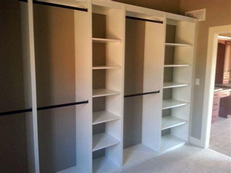 closet shelving custom homes by tompkins construction