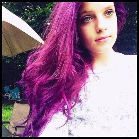 splot hair photos 47 best purple hair images on pinterest