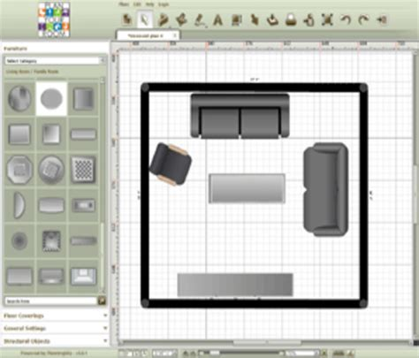 room layout online planner free room planning tool small office layout office room