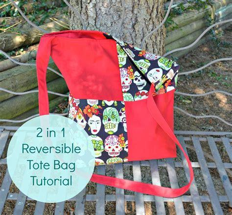 reversible tote bag pattern free 11 wonderful free beginner sewing patterns
