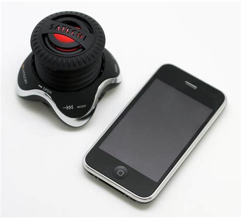 Speaker Portable Wifi satechi bt portable wireless speaker gadgetsin