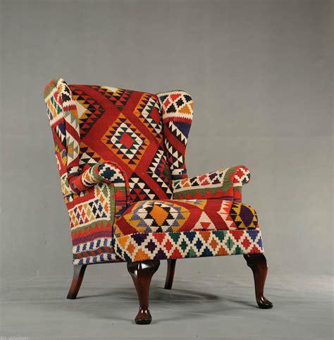 kilim armchair kilim chairs kate sherman