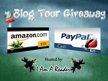 Use Amazon Gift Card On Paypal - blog tour and 25 amazon gift card or paypal cash