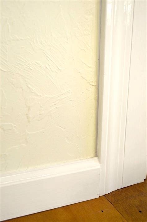 easy tips for painting baseboards and trim