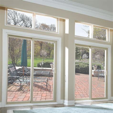 Patio Slider Doors - series 312 sliding patio door atrium windows doors
