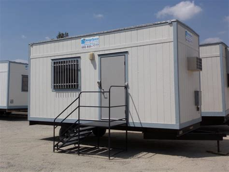 office mobile for office this 8x20 mobile office trailer is outfitted with a