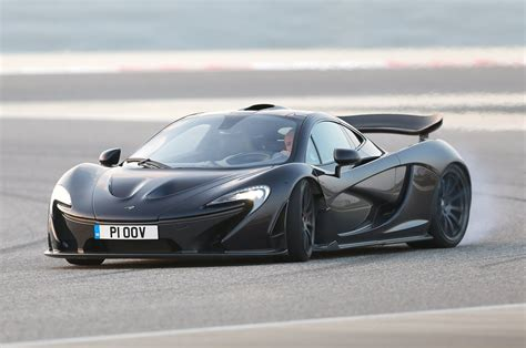 Mclaren P1 Track by Mclaren P1 Exclusive On Track Review Of The World S