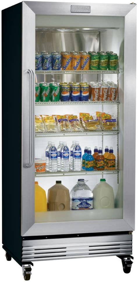Frigidaire Fcgm201rfb 19 7 Cu Ft Commercial Refrigerator Frigidaire Commercial Refrigerator Glass Door