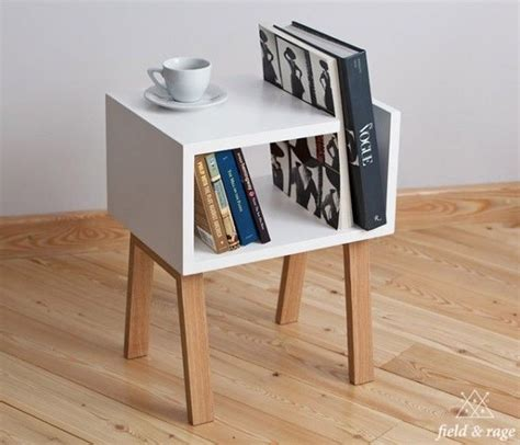uno bedside table bookshelf for the home