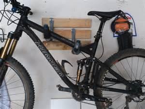 Bike Storage Ideas In Garage Garage Bike Storage I Need Ideas Mtbr