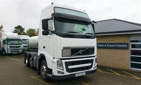 volvo lorry transaid to take delivery of a used volvo truck charity