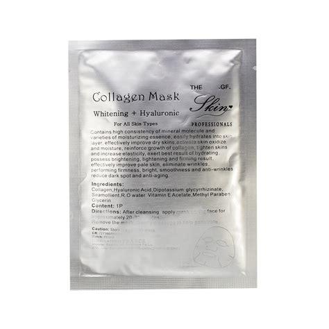 Whitening Collagen collagen mask whitening hyaluronic bio