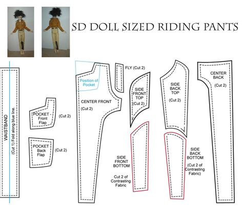 jointed doll clothes patterns free bjd sd patter by amethystarmor on deviantart