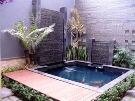 desain kolam ikan depan rumah minimalis 18 kolam ikan minimalis dalam rumah terbaik 2017 2018