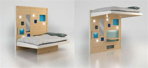 mobile bed espace loggia hop up mobile bed transforms into home