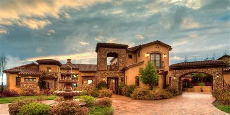 tuscan style floor plans tuscan house plans homes pinterest tuscan house