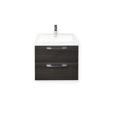 Forme Vanities by Forme 600mm Oak Satin Cabin Floor Vanity Bunnings Warehouse