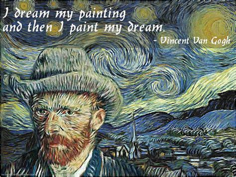 paint dream vincent van gogh painting and dreaming epic meow