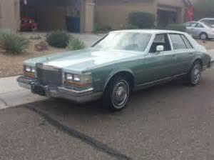 1981 Cadillac Seville Buy Used 1981 Cadillac Seville Sedan 4 Door 6 0l In