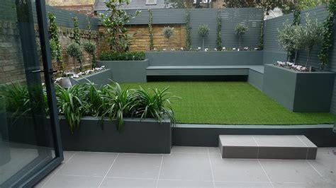 Small Courtyard Design anewgarden modern garden design