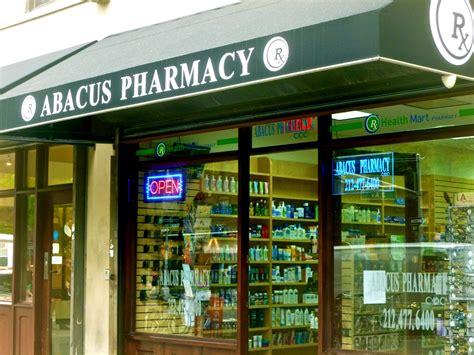 Pharmacy L by Jeremiah S Vanishing New York Abacus Pharmacy Open