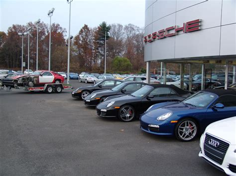 porsche dealership inside holbert 928 visits home again holbert porsche dealership