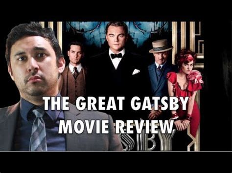 the great gatsby movie review gentleman s gazette the great gatsby movie review youtube