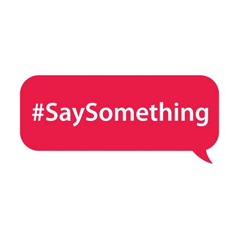 Say Something by Saysomething