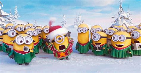 christmas gif find share  giphy