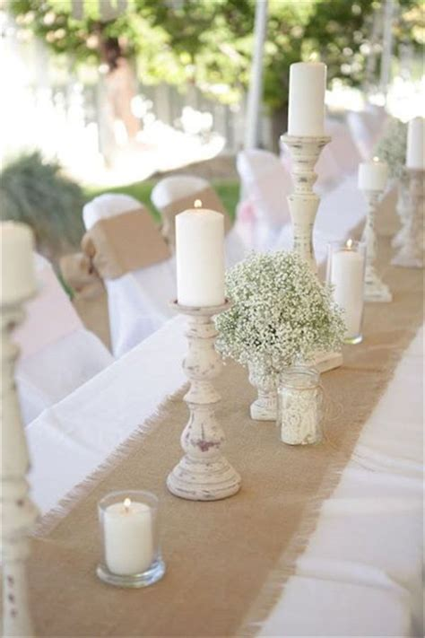 1000 ideas about burlap runners on rustic wedding tables burlap table decorations