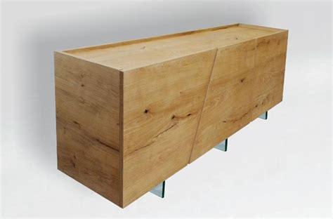 credenza legno massello credenza a 3 ante in legno massello di rovere sconto 49