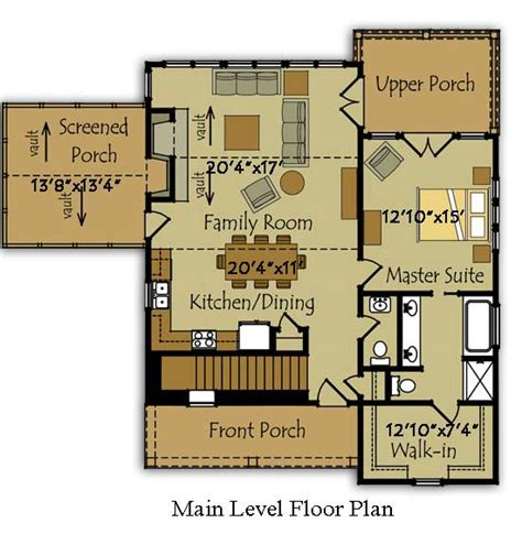 southern style floor plans small 2 story 3 bedroom southern cottage style house plan