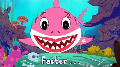 baby shark youtube fast baby shark halloween song faster doo doo do sharks