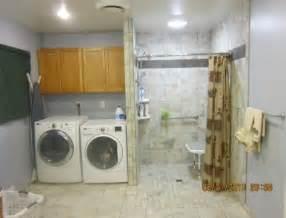 bathroom laundry room combo ideas