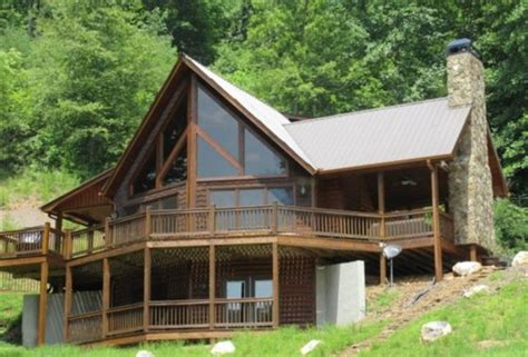 blue ridge homes land for sale