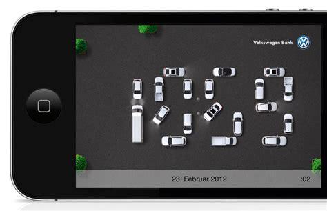 vw bank hannover app design volkswagen bank gmbh grafikdesign hannover