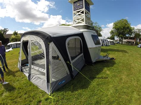 caravan air awnings ka pop air pro 365 eriba caravan awning 2018 caravan