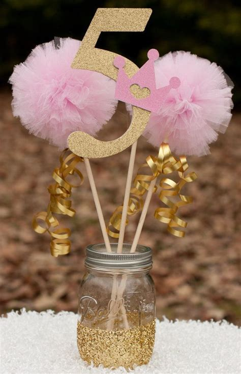 cheap baby shower centerpieces for girl