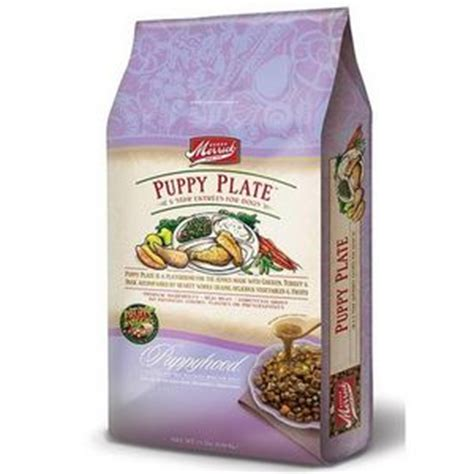 merrick puppy food review merrick puppy plate food 20282 reviews viewpoints
