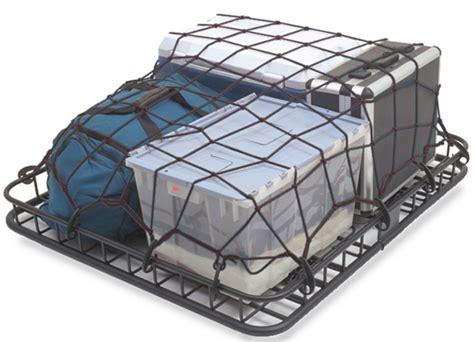rugged ridge roof rack rugged ridge roof rack cargo stretch net xxx13551 30