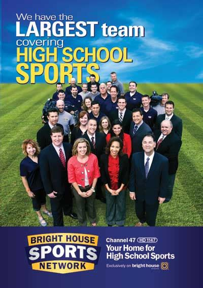 bright house sports network bright house sports network partners with fhsaa