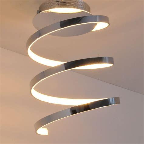 led spiral 28 images led deckenleuchte spiral design
