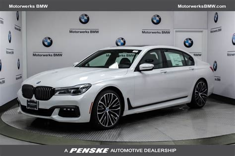 2019 Bmw 750li Xdrive by 2019 New Bmw 7 Series 750i Xdrive Sedan For Sale In