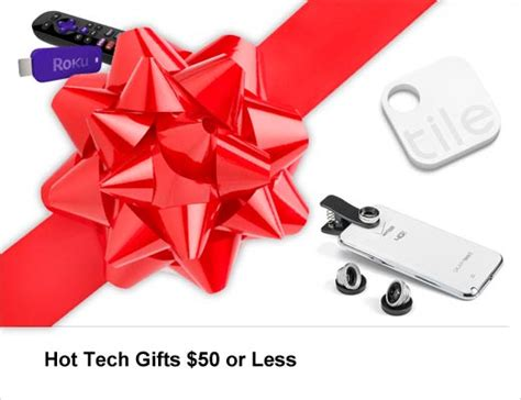 hot tech gifts shopping simplified 15 tech gifts for 50 and under