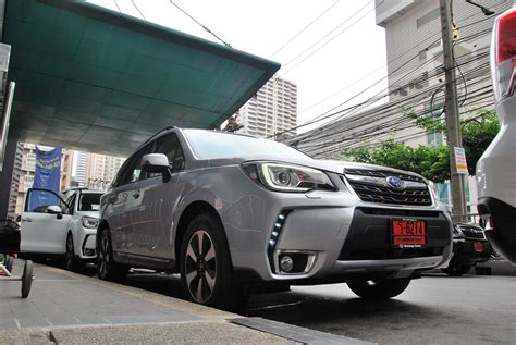 subaru forester drive test drive review subaru forester 2 0i p autoworld my
