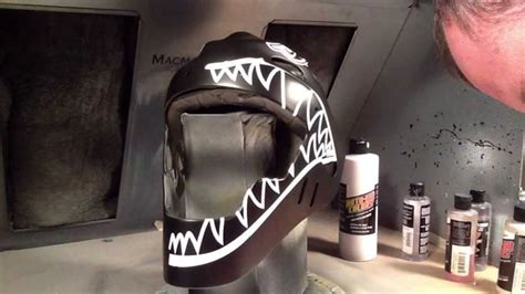 goalie mask painting template uvalle catchers mask painting