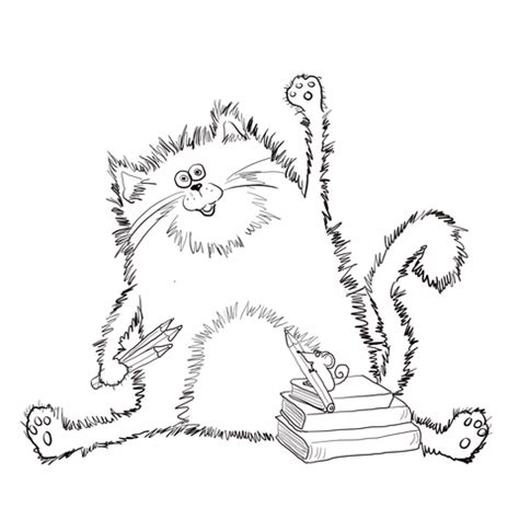 splat the cat template cat coloring pages coloring pages