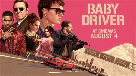 drive vs baby driver win tickets to an exclusive screening of baby driver in